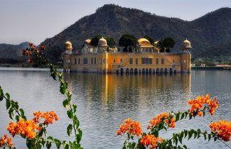 Jal Mahal India Wedding