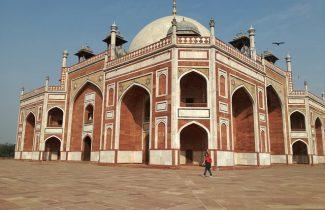 India Tour - Delhi - Goldern Triangle - Humayun Tomb - Dome