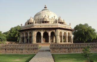 India Tour - Delhi - Goldern Triangle - Humayun Tomb - Exterior