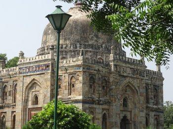 India Tour - New Delhi - Lodhi Garden - Tomb