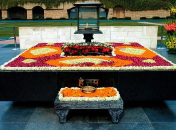 India Tour - New Delhi - Ghandi Smriti - Ghandi Memorial