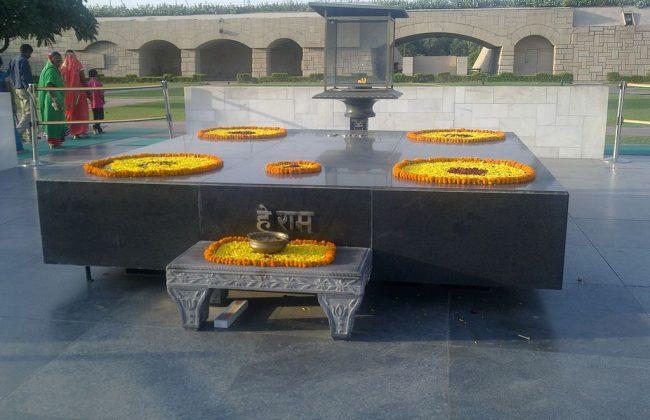India Tour - New Delhi - Ghandi Smriti - Raj Ghat