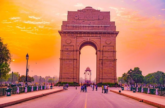 India Tour - New Delhi - India Gate
