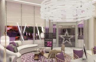 Indian Destination Weddings - Hard Rock Hotels - Lobby