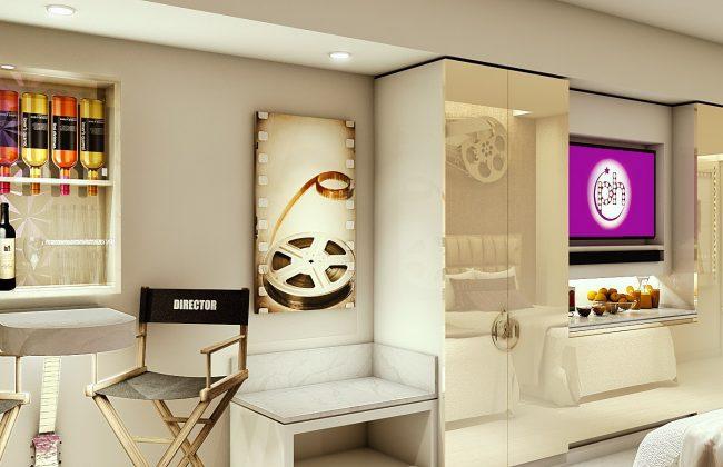 Indian Destination Weddings - Hard Rock Hotels - Suite