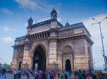 India Tour - Mumbai - Bombay - Gateway of India 2