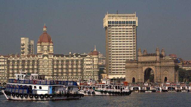 India Tour - Mumbai - Bombay - Gateway of India