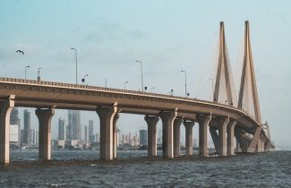 India Tour - Mumbai - Bombay - Sealink Bridge