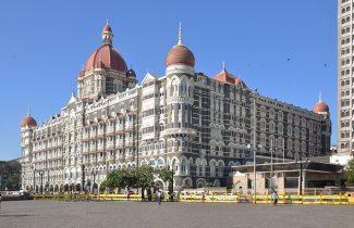 India Tour - Mumbai - Bombay - Taj Mahal Palace Hotel
