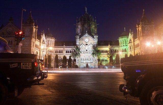 India Tour - Mumbai - Bombay - Victoria Station